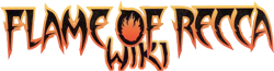 File:Flame of Recca Wiki-wordmark.png