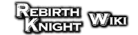 Rebirth Knight Wiki-wordmark