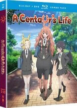 Blu-ray DVD combo