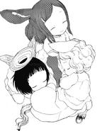 Mii maki and shino