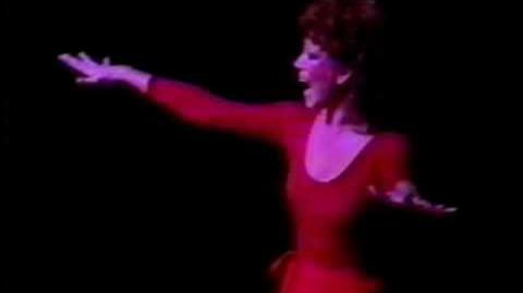 Donna McKechnie Music and the Mirror Chorus Line