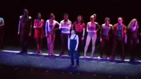 "Fiorella Nolis è ""Connie"" in A Chorus Line-0"