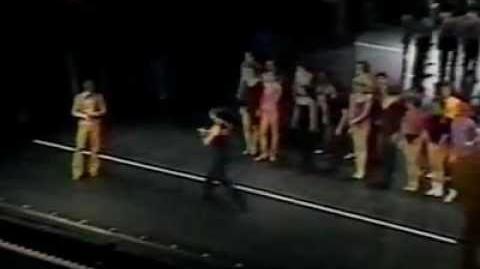 Cut dancers