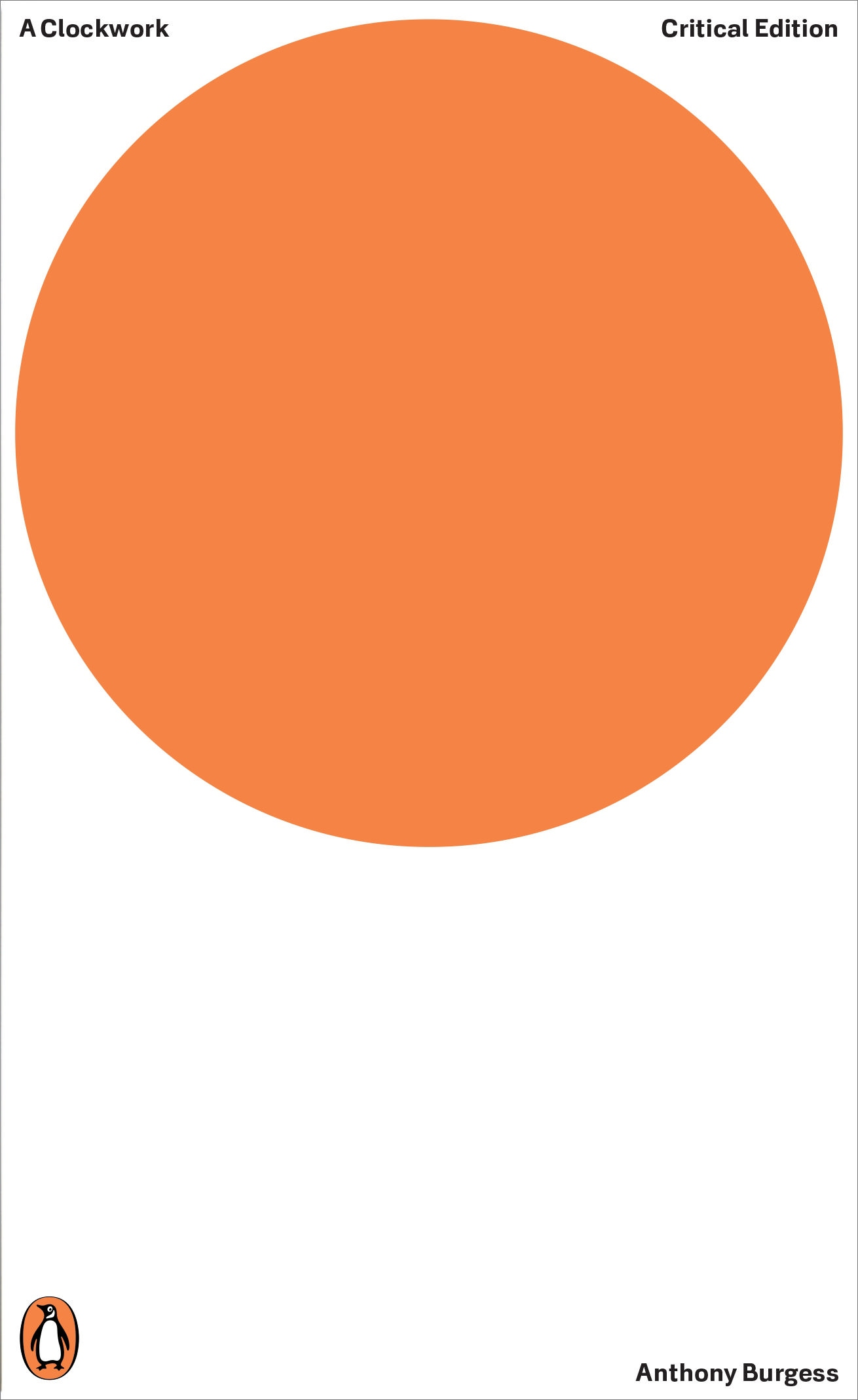 themes in a clockwork orange book