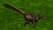 Babyvelociraptortextured