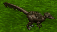 Teenvelociraptortextured