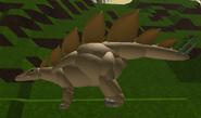 Adult Stegosaurus