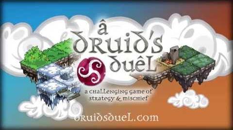 A Druid's Duel Trailer