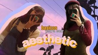 Básicos para ser aesthetic