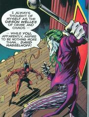 Spider-bat-joker carnage