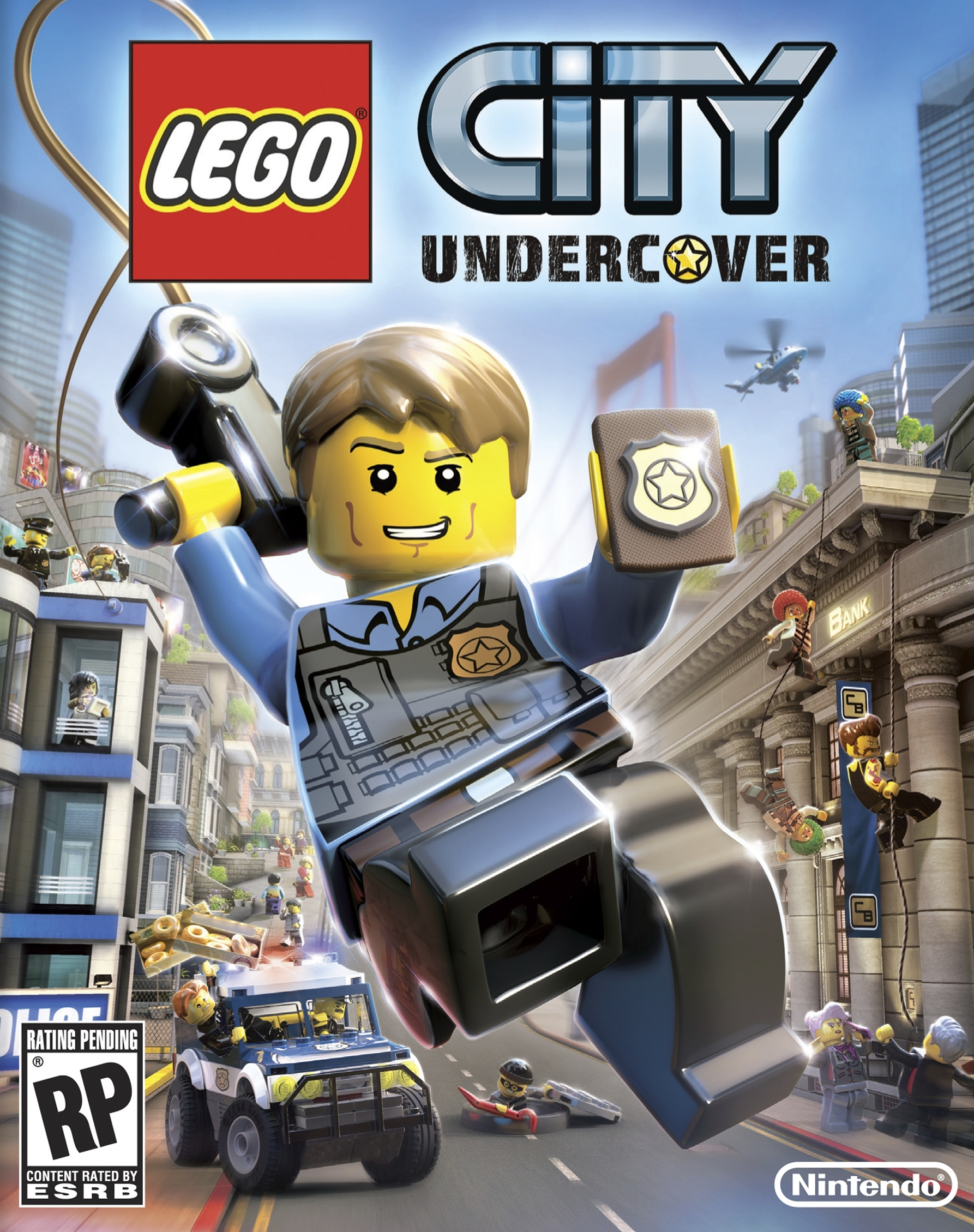 LEGO City Undercover | A Gamer's Cheat Codes Wiki | FANDOM ...