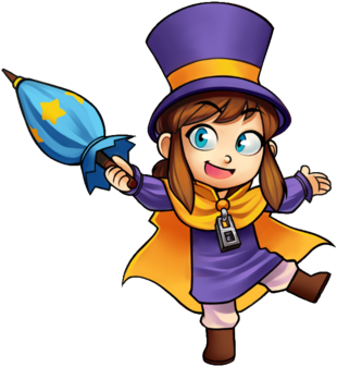Hat in time death wish dance