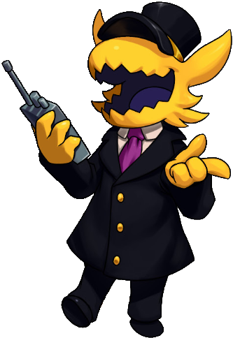 Hat in time conductor voice actor