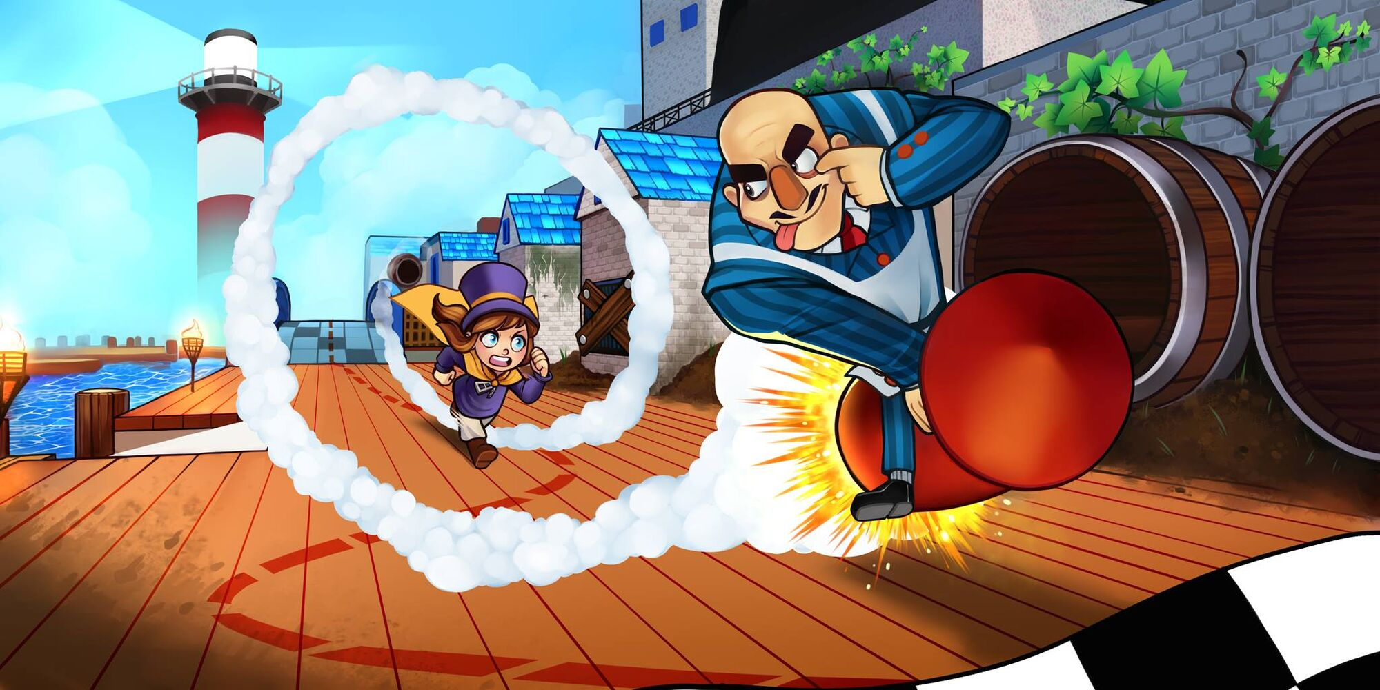 Cheating the Race   A Hat in Time Wiki   Fandom
