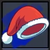 Ice Hat Santa