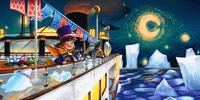 Bon Voyage Titlecard