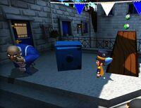 Loc Blue Vault
