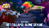 Rift Collapse-Alpine Skyline