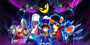 Hat in time death wish unlock