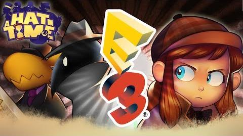 A Hat in Time – E3 2017 Gameplay Trailer