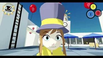 A Hat in Time - Cloth Simulation (2012 Prototype)