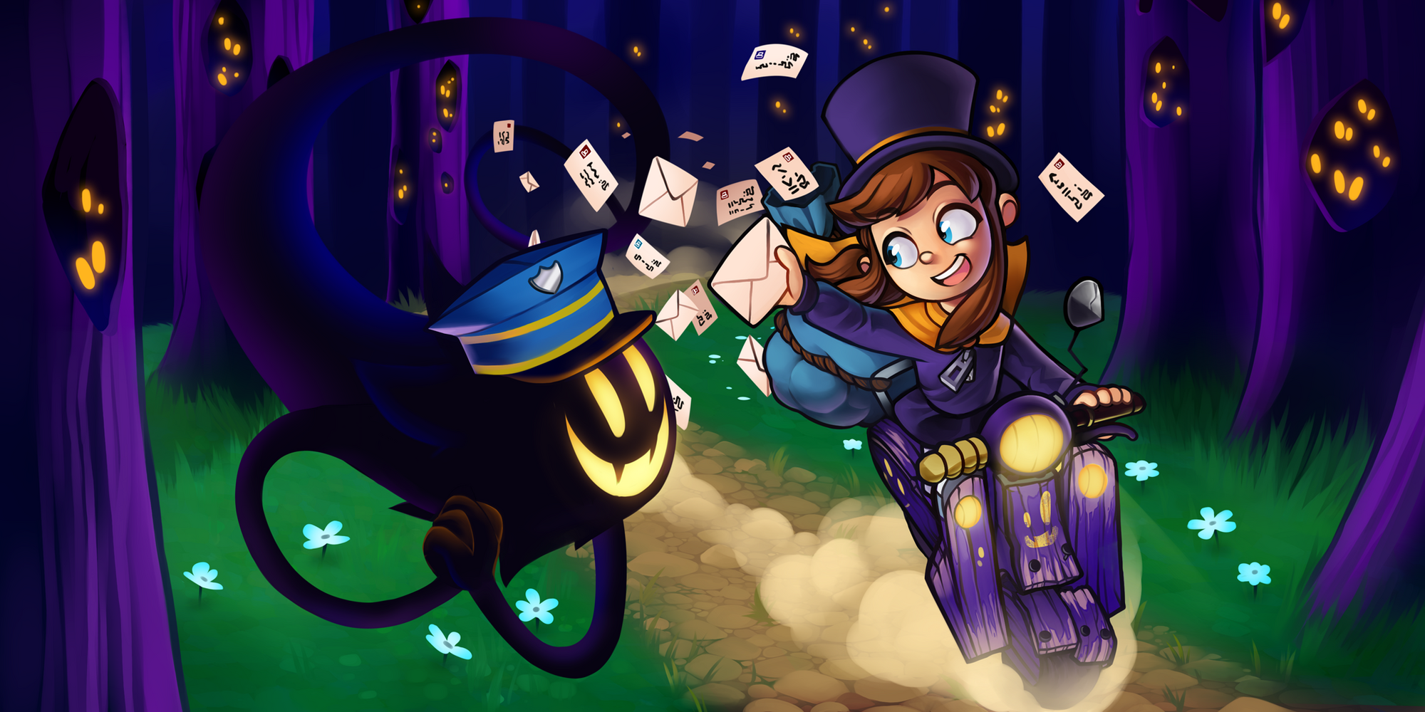 Mail Delivery Service   A Hat in Time Wiki   FANDOM ...