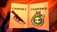 Snatcher Book Chapters