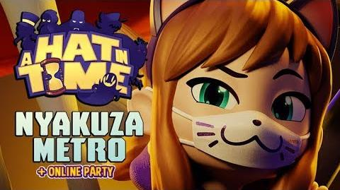 Nyakuza Metro (DLC) | A Hat in Time Wiki | FANDOM powered by Wikia