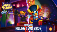 Killing two birds