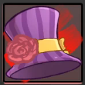 Kid's Hat Rose
