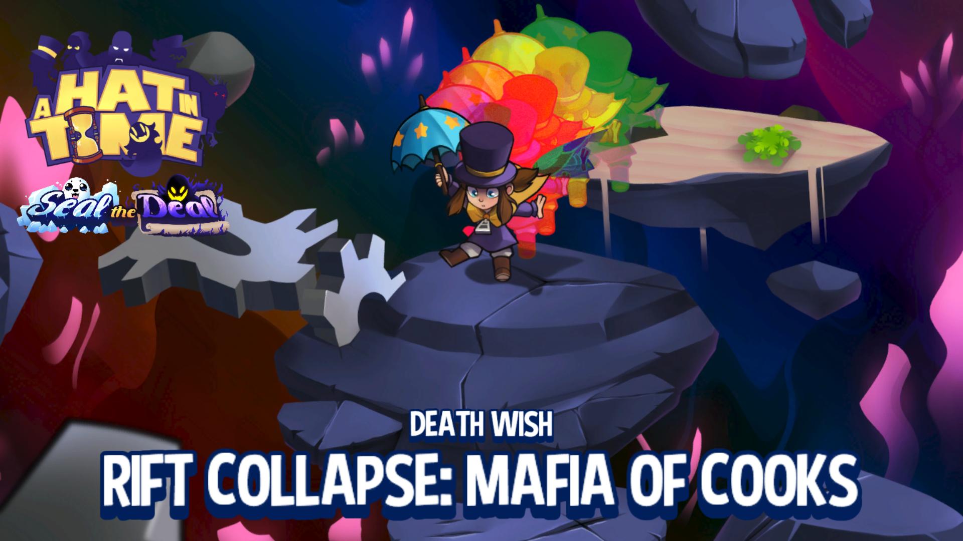 Rift Collapse Mafia Of Cooks A Hat In Time Wiki Fandom