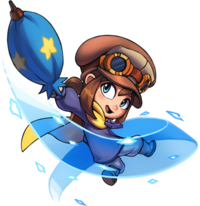 Hatkid umbrella 400p