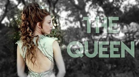 "Margaery Tyrell -- ""I want to be the Queen"""