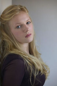 Megan Moore(Waitress and Call Girl)