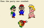 Partycrashed