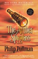 Le Miroir d'Ambre Couverture Anglaise The Amber Spyglass