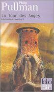 La Tour des Anges Couverture Folio SF