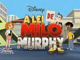 Tema de A Lei de Milo Murphy