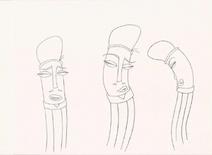 Pencil face-ref-bts