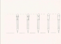 Pencil refrence-sheet