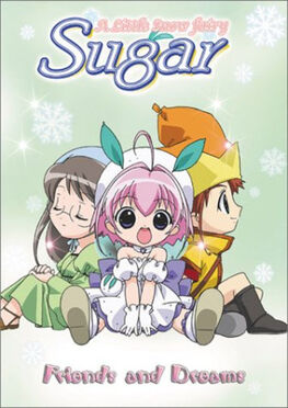 A Little Snow Fairy Sugar DVD
