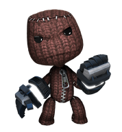 Sackboy grabinators