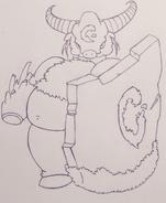 LonghornSketch