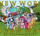 A New World, a New Way