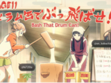 Bash That Drum Can!