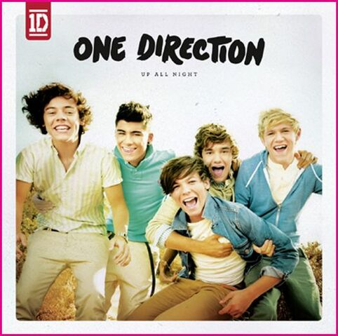 File:One Direction Up All Night Album Cover.jpg