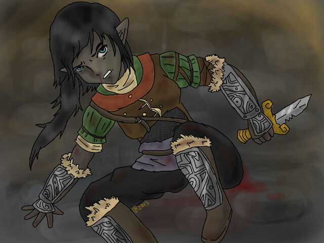 File:A skyrim tale you re a fighter by benplus-d6t846g.jpg