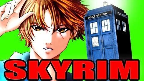 Skyrim TARDIS Doctor Who Mod!