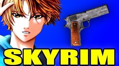 Skyrim GUN MOD! - Skyrim Tale Ep. 96