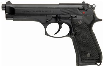 Beretta 92fs a team